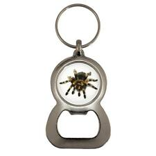 CB Tarantula Image Bottle Opener Keyring in Gift Box arachnid spiders NEW
