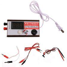Split Screen LED TV LCD Backlight Tester Tool LED Lamp Beads Light Boards Test