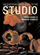 The Photographer's Guide to Studio Photography - Roger Hicks NEW BOOK