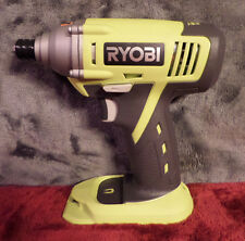 "Ryobi P234G 18V Cordless 1/4"" Hex Impact Driver New (Bare Tool Only) #039"
