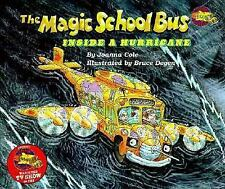The Magic School Bus: Inside a Hurricane Cole, Joanna Hardcover