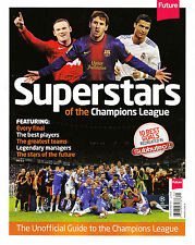 SUPERSTARS OF THE CHAMPIONS LEAGUE The Unofficial Guide BEST GOALS @NEW@