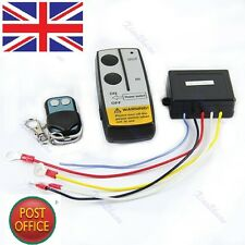12v 50ft Wireless Remote Control Interruttore KIT PER CAMION JEEP ATV VERRICELLO Warn Ramsey