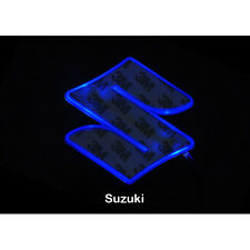 LED Car Tail Logo Auto Badge Light Blue light for Suzuki Swifi Jimmy