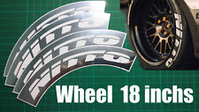 NITTO TireBomb Custom tire stencil Decals Wheels 18'' canibeat Drift illest