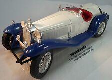 Alfa Romeo 2300 Spider 1932 coche modelo Oldtimer de Burago en escala 1:18