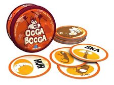 Ooga Booga Family Party Memory Card Game Blue Orange (Makes Spot It) BOG00580
