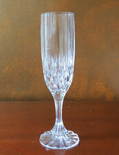 Cristal D'Arques Durand Bretagne Crystal Champagne Flute Goblet(s)