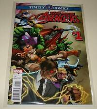 TIMELY COMICS : The NEW AVENGERS # 1 Marvel Comic Aug 2016  NM Reprints # 1 - 3
