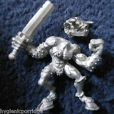 1988 Chaos Minotaur Lord C34 Lord Duherst the Master Butcher 3 Citadel Beasts GW