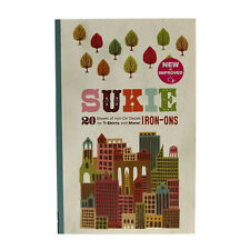 Sukie Iron-On Craft Pad Gibbs, Harding Chronicle Books Kit 9780811877275