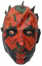 Star Wars Phantom Menace - Darth Maul Adult Latex Mask