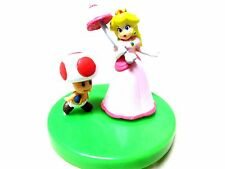 Gashapon Super Mario Mini Figure : Princess Peach