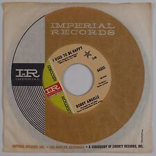 BOBBY ANGELLE: No Other Love / I Used to Be Happy IMPERIAL DJ Soul 45 '69