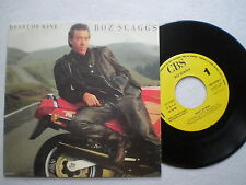 BOZ SCAGGS Heart Of Mine SPAIN 1-SIDE ONLY PROM0 45 1988