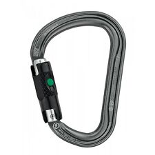 PETZL WILLIAM  CARABINER - Ball Lock - locksafe, tree surgery, karabiner -IBEAM