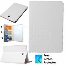 Premium Leather Case Cover Wallet Samsung Galaxy Tab S2  8.0 9.7 T710/15/810/815