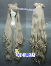 CODE GEASS Akito the Exiled Leila Malcal Cosplay Wig costume 298A