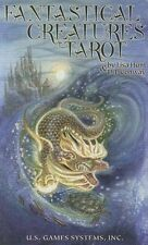 Fantastical Creatures Tarot [With Booklet] by Lisa Hunt Paperback Book (English)