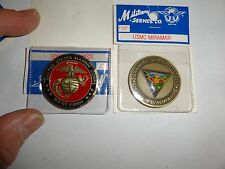 CHALLENGE COIN UNITED STATES MARINE CORPS USMC MIRAMAR CALIFORNIA AIR STATION
