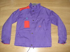 PURPLE SOS SKI JACKET. YOUTH 160cm. Excellent condition