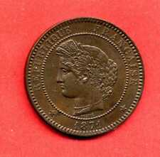 (BR.119) 10 CENTIMES CÉRÈS 1871 A NORMAL (SUP)