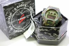 Authentic Casio G-SHOCK GDX6900MC-3 Men's Watch Camouflage Jungle Camo GREEN