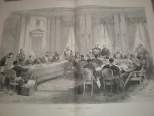 Grecia griego insurgentes RC Woodville 1878 Large Print ref Y1