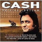 Johnny Cash : Original Outlaw CD (2004)