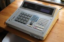 AKAI MPC 60 MKII, OS 3.10, Fat Pads, Floppy Emulator w/SD Card