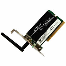 AIRPORT WIRELESS 802.11G PCI CARD APPLE POWERMAC G3 G4
