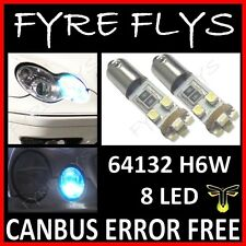 Blue Canbus Error Free LED Bulbs Mercedes Benz Parking City Citi Lights #Y7