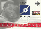 TRACY McGRADY 2002-03 UD ALL-STAR WEEKEND AUTHENTICS GAME WORN WARM UP JERSEY