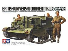 Tamiya 35175 1/35 Model Kit British Universal Carrier Mk.II European Campaign