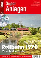 Eisenbahn Journal - Rollbahn 1970 mit DVD Super-Anlagen 2-2016