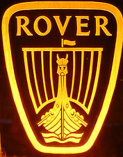 Neon Style Rover Sign, Unique, Ideal Christmas Gift