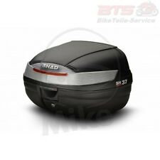 Topcase schwarz 37L  SH37 M Trägerplatte Yamaha XJ6-Diversion ABS,Diversion,ABS