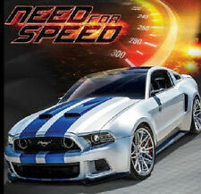 Maisto 2014 Ford Mustang Need For Speed Modellauto Auto Modell 1:24 Model OVP