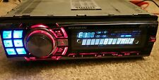 Alpine CDA-9884 CD Player/MP3 In Dash Receiver  HD Sat Ready