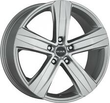 "17"" S MAK STONE ALLOY WHEELS FIT FORD TRANSIT CUSTOM SPORT MINIBUS TOURNEO 5X160"
