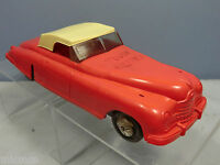 "VINTAGE MARX No.xxx  FRICTION DRIVEN  CADILLAC "" FIRE CHIEF'S"" CAR"