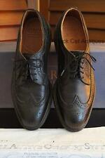 Mismatched Mens Sperry Top Sider Dress Casual Black Leather Shoes Sz 8.5 & 9 NIB