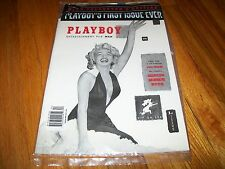 DECEMBER 1953 PLAYBOY REPRINT FIRST ISSUE PREMIERE 1ST NEW MARILYN MONROE