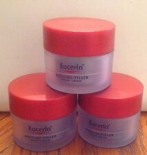 EUCERIN VOLUME FILLER NIGHT CREAM 60ml ( 3 X 20ml)