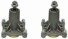 "2 Spindle Assembly 285-585 for 46"" 48"" 54"" Deck Poulan Ariens Mower w/ Hardwares"