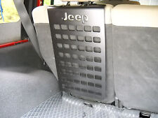 jk jeep MOLLE panel for back seat storage