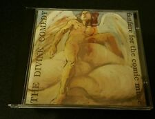CD THE DIVINE COMEDY - Fanfare for the comic muse Limited edition RARE