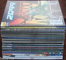 LOT de 21 COMICS 2099 ¤ SPIDER-MAN/FATALIS/X-MEN/RAVAGE