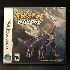 Pokemon: Diamond Version (Nintendo DS, 2007) BRAND NEW / Region Free / English