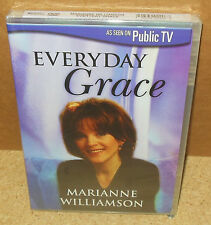 EVERYDAY GRACE - MARIANNE WILLIAMSON (DVD 2004) SEALED As seen on PUBLIC TV